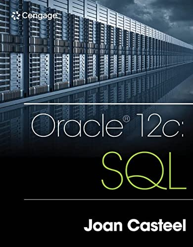 Oracle 12c: SQL: Casteel, Joan
