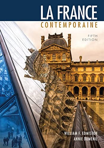 9781305251083: La France contemporaine (World Languages)