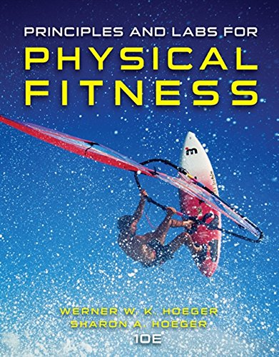 9781305251403: Principles and Labs for Physical Fitness