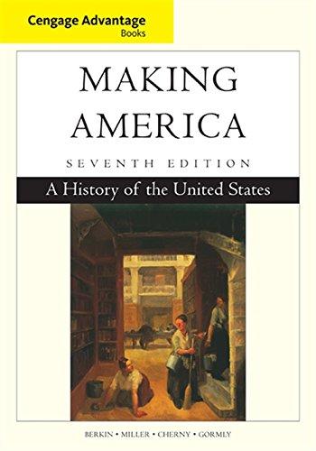 Adv Books Making America History of the United States: A History of the United States
