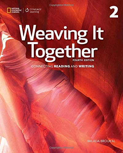 9781305251656: Weaving It Together 2: 0