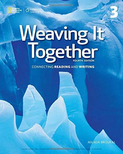 Weaving it Together 3: Milada Broukal