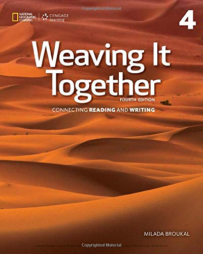 9781305251670: Weaving It Together 4: 0