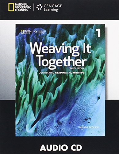 9781305251687: Weaving It Together 1 Audio CD 4e