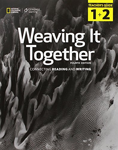 9781305251724: Weaving it Together 1 Teacher's Guide