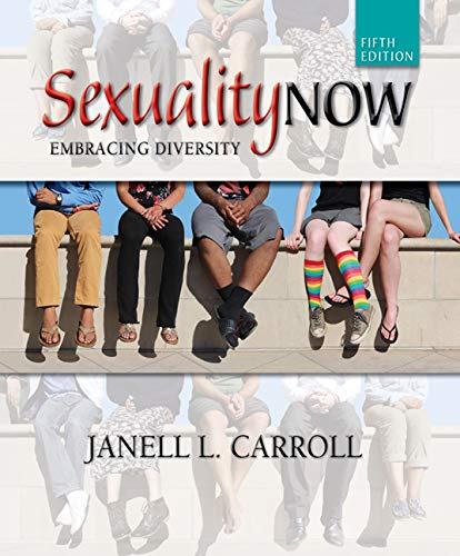 9781305253377: Sexuality Now: Embracing Diversity