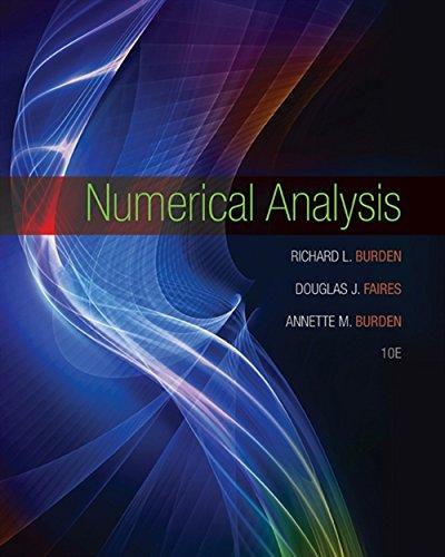 9781305253667: Numerical Analysis