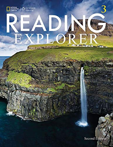 9781305254480: Reading Explorer 3: Student Book with Online Workbook (Reading Explorer, Second Edition)