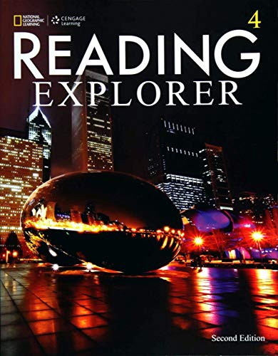9781305254497: Reading Explorer 4: Student Book with Online Workbook (Reading Explorer, Second Edition)