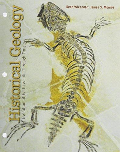 9781305255807: Historical Geology, Loose-Leaf Version