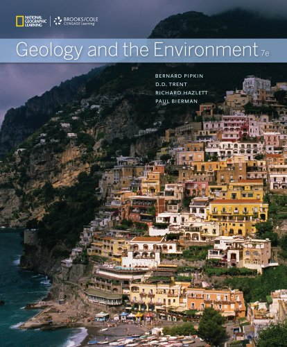 9781305257122: Geology and the Environment
