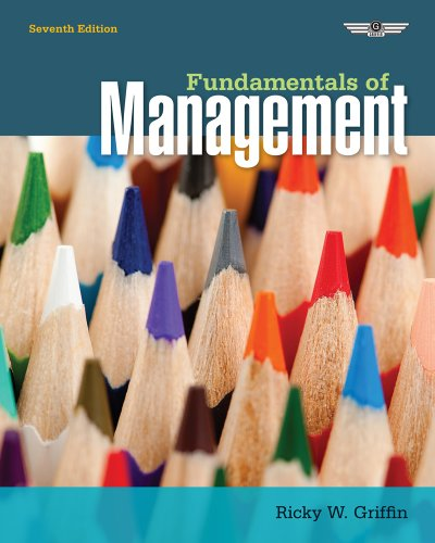 9781305258310: Fundamentals of Management