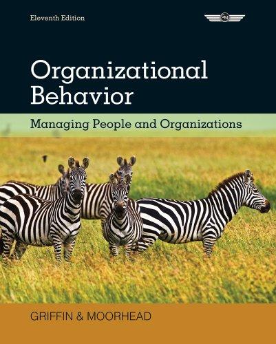 9781305258334: Organizational Behavior: Managing People and Organizations