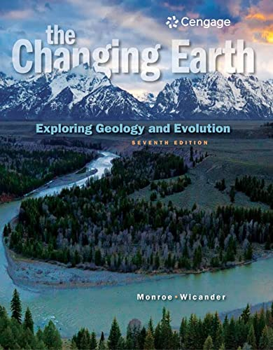 9781305258600: Cengage Advantage: The Changing Earth: Exploring Geology and Evolution