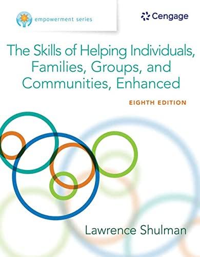 9781305259003: Empowerment Series: The Skills of Helping Individuals, Families, Groups, and Communities, Enhanced