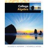 9781305259072: College Algebra, 8th Edition