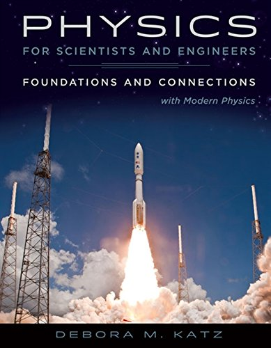 9781305259836: Physics for Scientists and Engineers: Foundations and Connections, Extended Version with Modern Physics