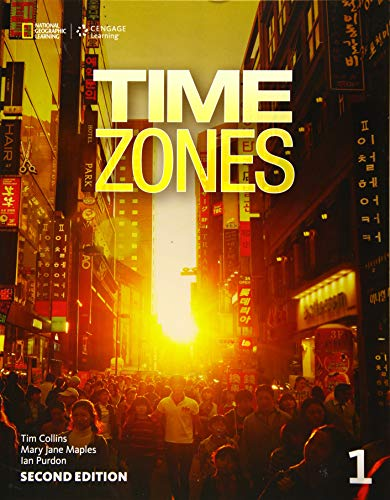 9781305259843: Time Zones 1 Student Book