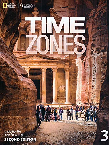 9781305259867: Time Zones 3 Student Book