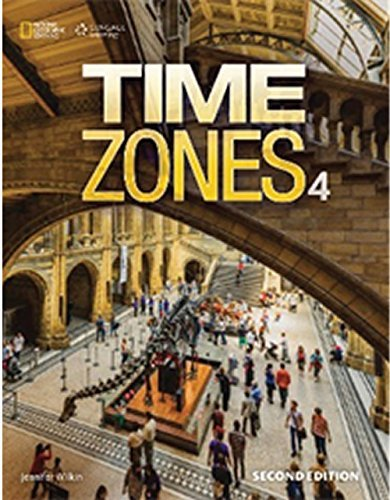 9781305259874: Time Zones 4 Student Book