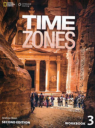 9781305259942: Time Zones 3 Work Book