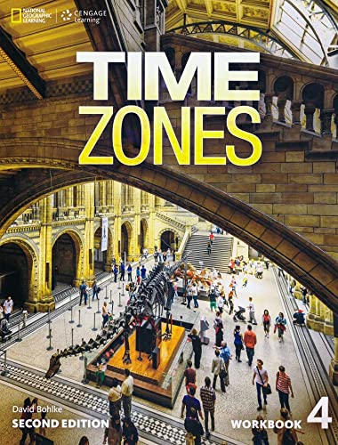 9781305259959: Time Zones 4 Work Book