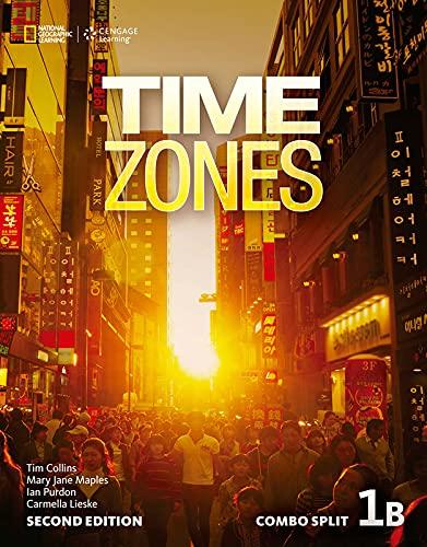 9781305260139: Time Zones 1B Combo Split