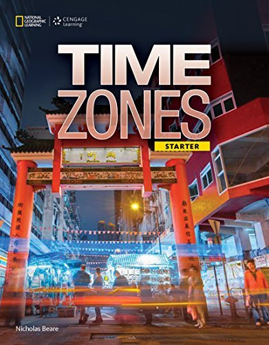 9781305260313: Time Zones Starter Combo Student Book (Time Zones Second Edition)