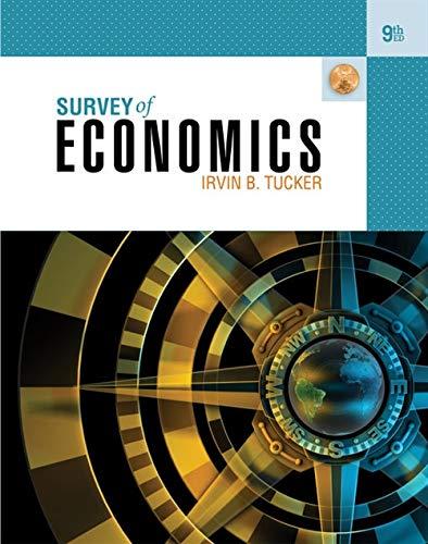 9781305260948: Survey of Economics