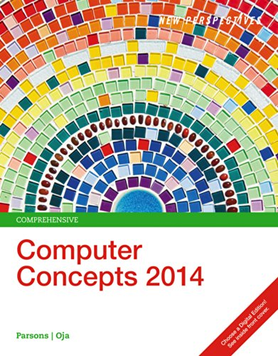 9781305260962: New Perspectives on Computer Concepts 2014, Enhanced: Comprehensive (Book Only)