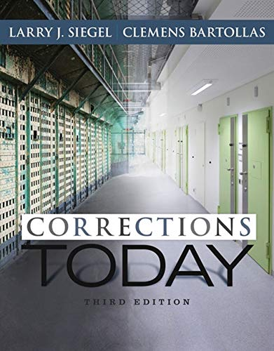 9781305261082: Corrections Today (MindTap Course List)