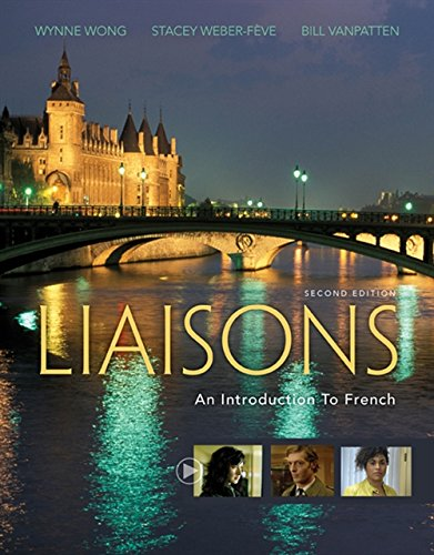 9781305262751: Liaisons: An Introduction to French (with iLrn™ Heinle Learning Center, 4 Terms (24 months) Printed Access Card) (World Languages)