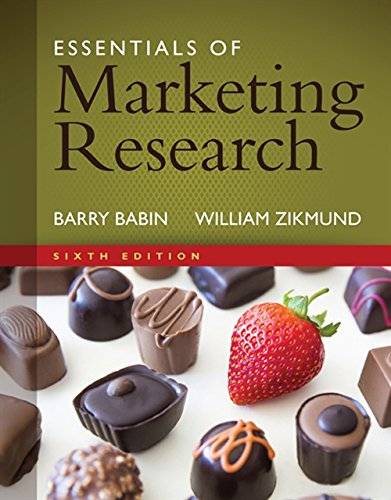 9781305263475: Essentials of Marketing Research (with Qualtrics, 1 term (6 months) Printed Access Card)