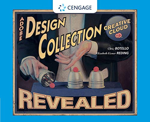 9781305263611: The Design Collection Revealed Creative Cloud (Stay Current with Adobe Creative Cloud)