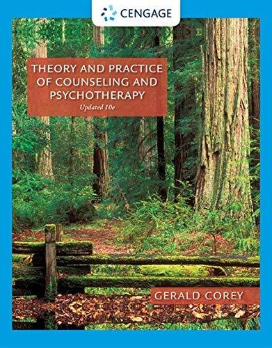 9781305263727: Theory and Practice of Counseling and Psychotherapy (Mindtap Course List)