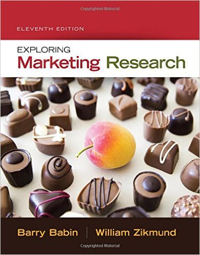 9781305263802: Exploring Marketing Research (Text Only)