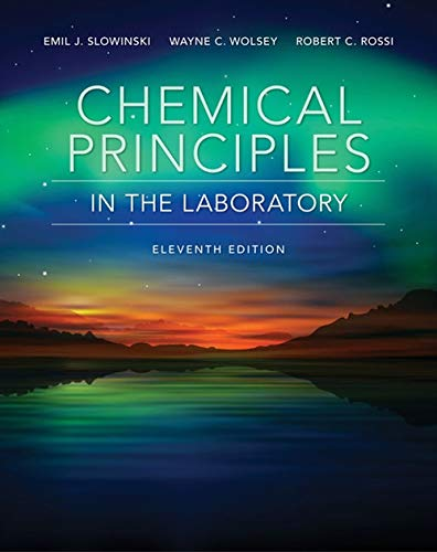 9781305264434: Chemical Principles in the Laboratory