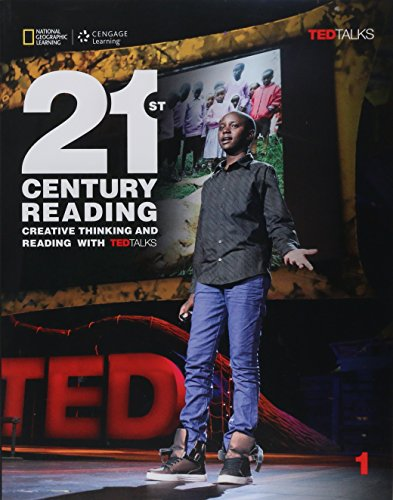 9781305264595: 21st Century Reading Student Book 1: Creative Reading and Thinking with TED Talks (Summer School)