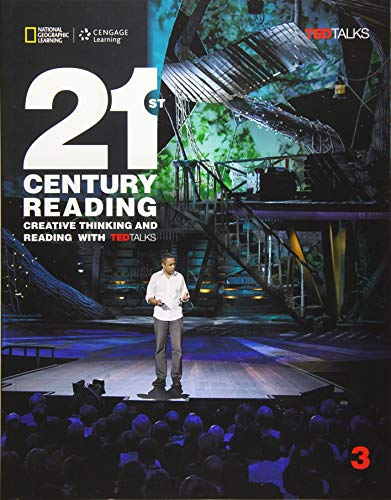 21st Century Reading 3: Creative Thinking and Reading with TED Talks