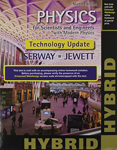 9781305266292: Physics for Scientists and Engineers with Modern, Revised Hybrid (with Enhanced WebAssign Printed Access Card for Physics, Multi-Term Courses)