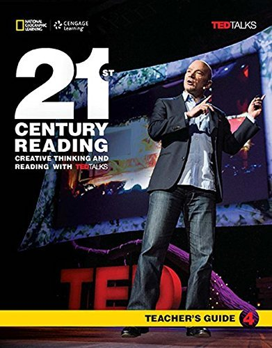 9781305266346: 21st Century Reading with TED Talks Level 4 Teachers Guide