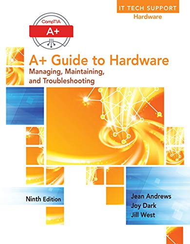 9781305266452: A+ Guide to Hardware (Standalone Book)