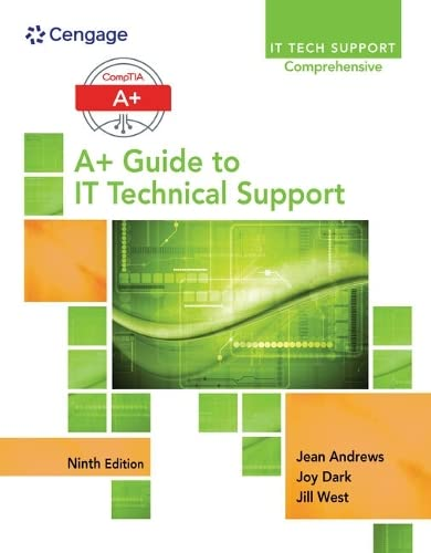 IT Technical Support Troubleshooting Pocket Guide: Andrews, Jean