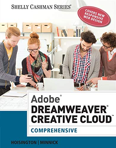 9781305267220: Adobe Dreamweaver Creative Cloud: Comprehensive (Stay Current with Adobe Creative Cloud)