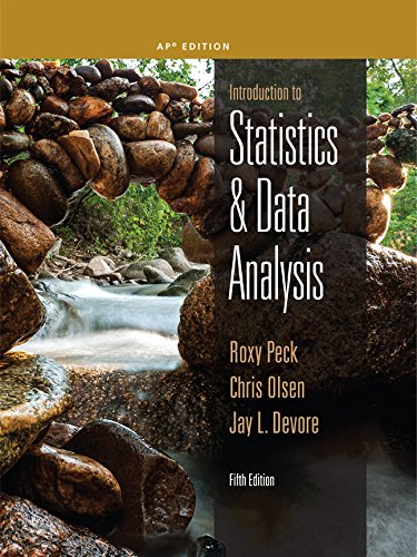 9781305267244: K12HS INTRO STATISTICS/DATA ANALYSIS, 5e
