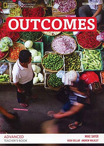 9781305268197: Outcomes Advanced. Teacher'S Book
