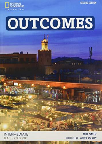 9781305268210: Outcomes Intermediate: Teacher's Book