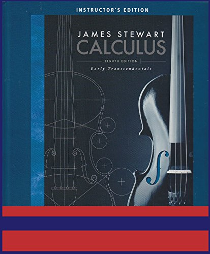 9781305270367: Calculus - Early Transcendentals - 8th Edit (Instructor Edition)