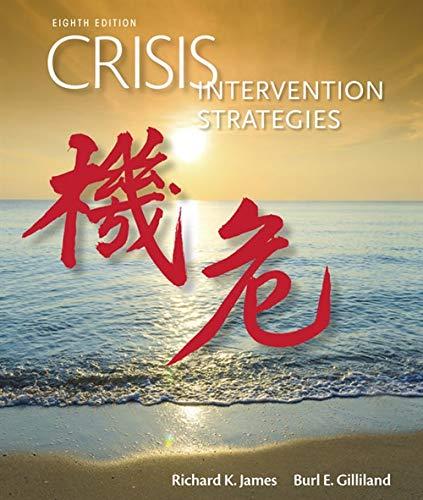 9781305271470: Crisis Intervention Strategies (MindTap Course List)