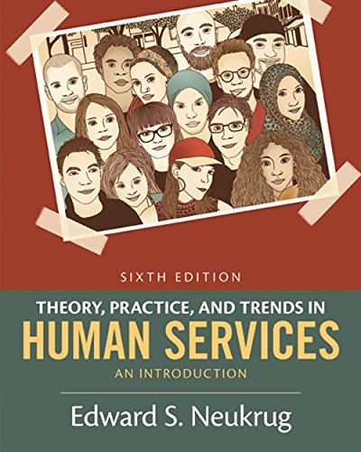 9781305271494: Theory, Practice, and Trends in Human Services: An Introduction
